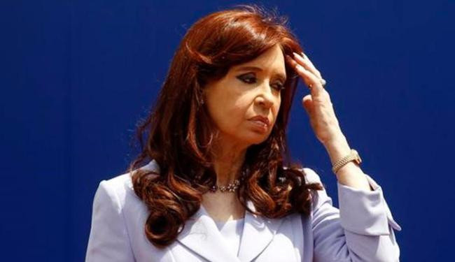 Cristina Kirchner disse que está convencida de que ele não cometeu suicídio - Foto: Enrique Marcarian | Reuters