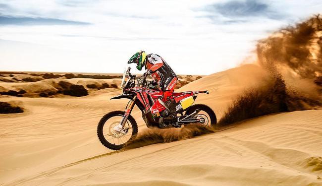 Experiente Jean Azevedo volta a competir nas motos de Dakar - Foto: Wally Wallingre   Vipcomm