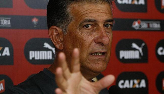 Drubscky assegura que não pretende afastar o torcedor do time - Foto: Fernando Amorim   Ag. A TARDE