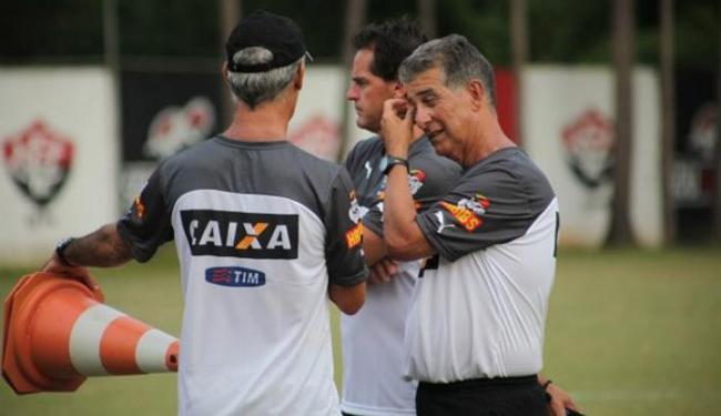 Os jogos ajudarão o técnico Ricardo Drubscky a montar o time para o Baianão e Copa Nordeste - Foto: Divulgação | E.C.Vitória