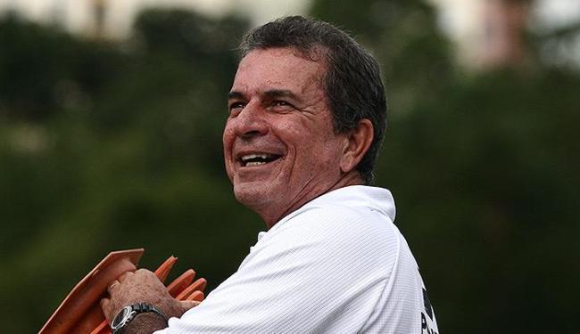 A comissão técnica é liderada pelo treinador Ricardo Silva - Foto: Lunaé Parracho | Ag. A TARDE