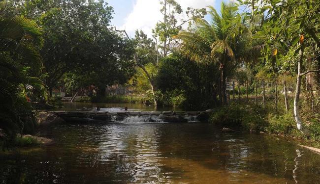 Rio de Pedras dispõe de estrutura de bar - Foto: Herbet Souza | Ascom Prefeitura do Conde