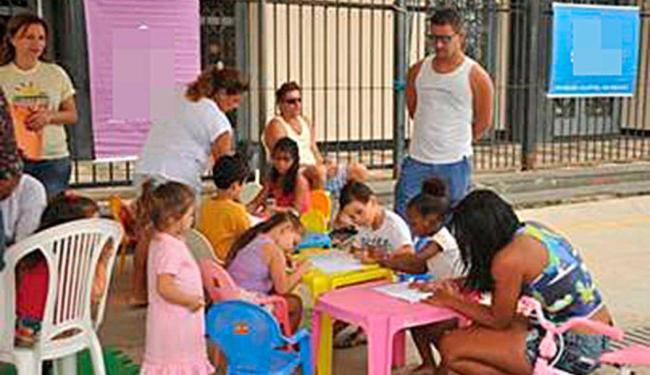 Projeto acontece todos os domingo, das 8h às 12h, de forma gratuita - Foto: Divulgação