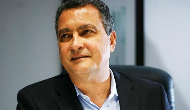 Crise na aliança com o PDT fez Rui Costa adiar o anúncio - Foto: Raul Spinassé   Ag. A TARDE