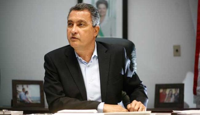 Governador deve permanecer em repouso por 72 horas - Foto: Raul Spinassé | Ag. A TARDE