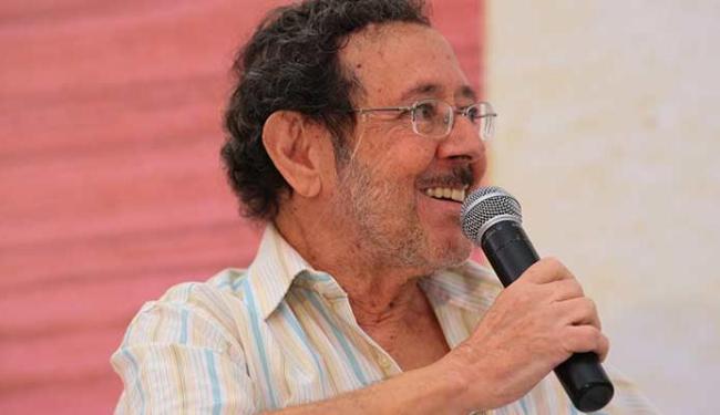 Ruy vai lançar o livro no Mercado do Rio Vermelho - Foto: Vinícius Xavier | Divulgação