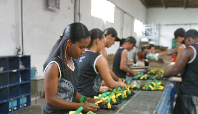 Principal aposta do setor em 2015 é crescer as vendas externas - Foto: Reginaldo Pereira   Ag. A TARDE