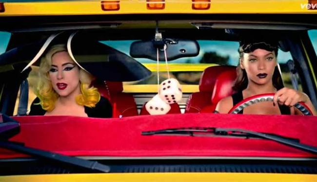 Telephone mostra uma relação entre Lady Gaga e Beyoncé - Foto: Reprodução