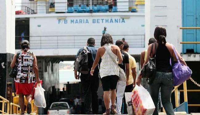 O movimento maior de passageiros é no Terminal de Bom Despacho - Foto: Gildo Lima | Ag. A TARDE