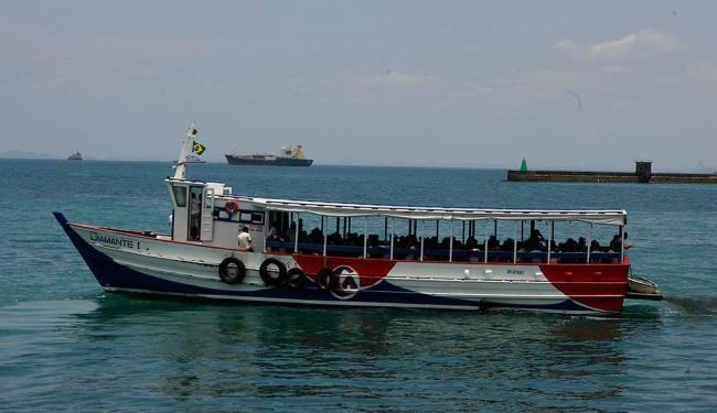 Passageiros embarcam em horários de 30 em 30 minutos ou a cada 15 minutos, conforme a demanda - Foto: Marco Aurélio Martins | Ag. A TARDE