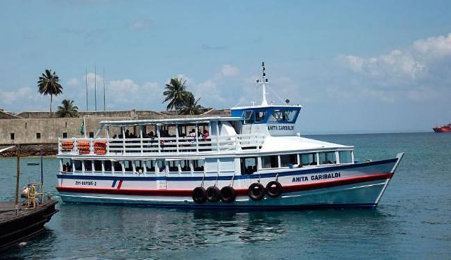 Embarcações operam neste domingo até quando houver demanda de passageiros - Foto: Divulgação