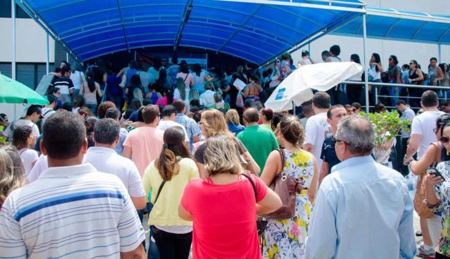 O concurso teve mais de 134 mil candidatos inscritos para disputar diferentes vagas - Foto: Divulgação