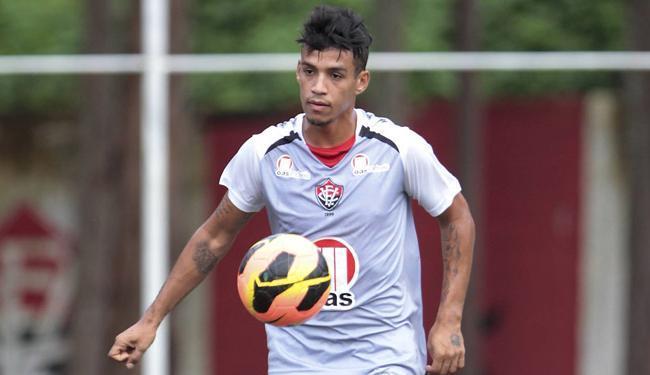 Fora do time principal desde agosto do ano passado, Vander ganha nova chance no Rubro-Negro - Foto: Eduardo Martins   Ag. A TARDE