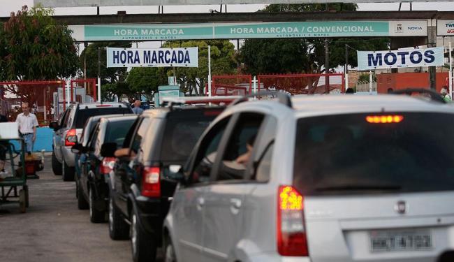 Bilhetes com hora marcada devem ser comprados no site do sistema Ferry-boat - Foto: Xando Pereira | Ag. A TARDE