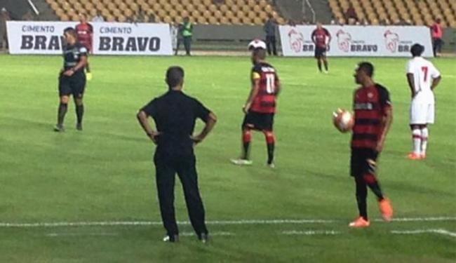 Náutico venceu o Leão por 2 a 1 e garantiu vaga na decisão da Supercopa Maranhão - Foto: Divulgação l E.C. Vitória