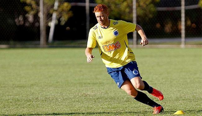 Souza não estava nos planos do Cruzeiro - Foto: Washington Alves l VIPCOMM