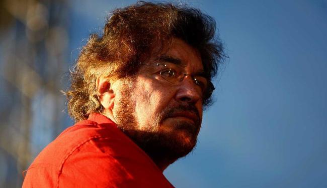 O compositor mineiro Wagner Tiso abriu a programação deste sábado, 3, no palco principal - Foto: Fernando Vivas | Ag. A TARDE