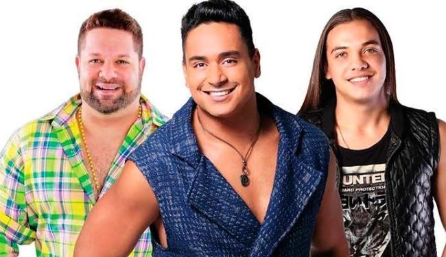 Danniel Vieira vai fazer o show de abertura da festa, que terá Harmonia e Wesley Safadão - Foto: Divulgação