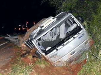 Acidente aconteceu na localidade conhecida como curva da Condonga - Foto: Jorge Santana   Sudoestebahia