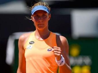 Essa é a primeira vez que a paulista participa das quartas de final de WTA - Foto: AGIF   Divulgação