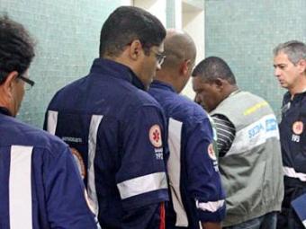 Equipe do Samu esteve na unidade para checar níveis de radiação - Foto: Divulgação l Agecom