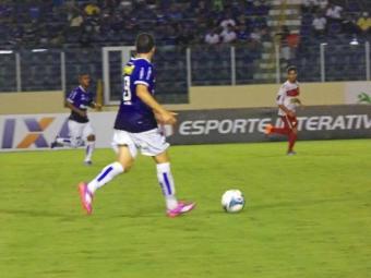 Confiança empatou o jogo aos 48 minutos da segunda etapa - Foto: Divulgação | A.D. Confiança