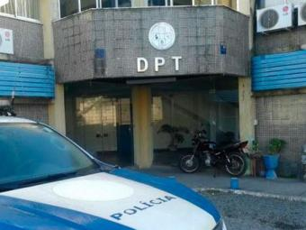 Corpos foram encaminhados para o DPT - Foto: Aldo Matos | Acorda Cidade
