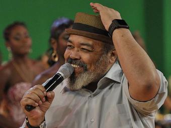 Jorge Aragão é uma das atrações - Foto: Alex Carvalho | TV Globo