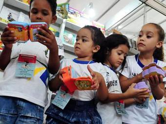 Recursos para educação infantil serão definidos por portaria - Foto: Elza Fiúza | Agência Brasil