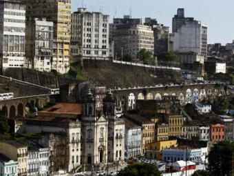 Arcos da Montanha, na Ladeira da Conceição - Foto: Fernando Vivas | Ag. A TARDE