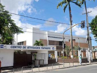 Reforma no clube do Sesi deve durar pelo menos um ano - Foto: Divulgação