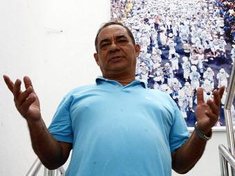 Zé Arerê, coordenador do Alerta Geral, será o homenageado do ano - Foto: Luciano da Matta I Ag. A TARDE | 11.02.2009