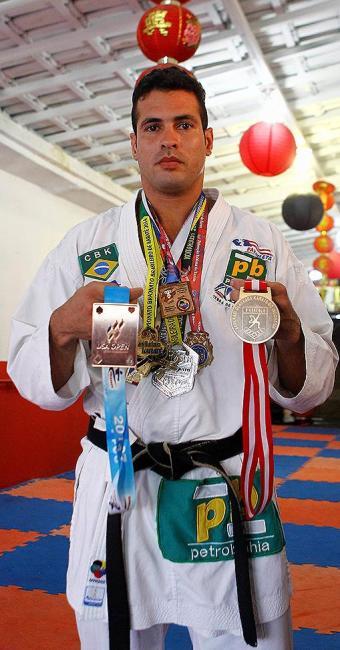 Milton já conquistou quatro títulos mundiais na carreira - Foto: Eduardo Martins | Ag. A TARDE