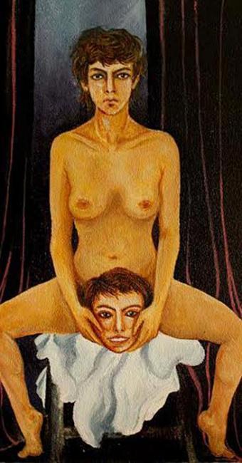 Obras retratam aspectos femininos - Foto: Divulgação