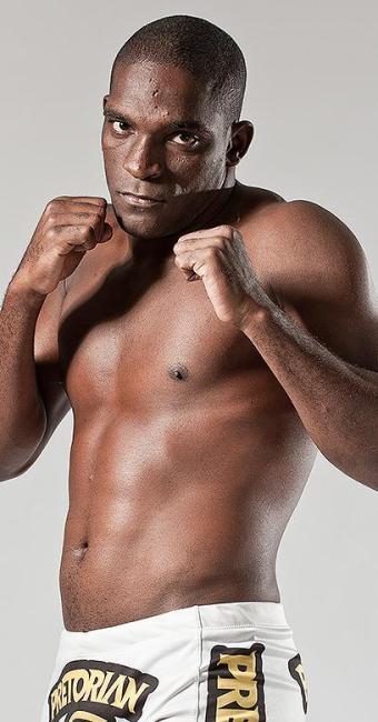 Bidu está bem preparado para enfrentar James Krause - Foto: Gabriel Stefanini l Divulgação