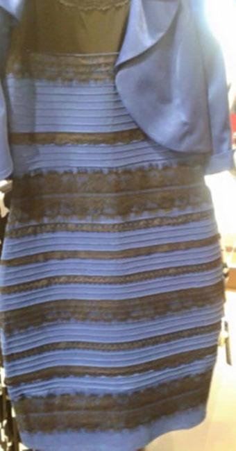Vestido virou tema de discussão entre internautas - Foto: Reprodução | Tumblr