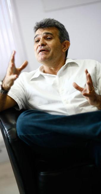 Windson acha que a crise não é da axé, e sim, da música em geral - Foto: Fernando Vivas | Ag. A TARDE