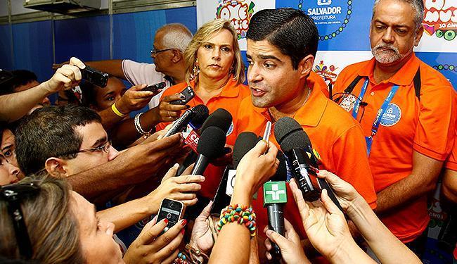 Prefeito de Salvador pretende fazer algumas mudanças no percurso tradicional - Foto: Adilton Venegeroles   Ag. A TARDE