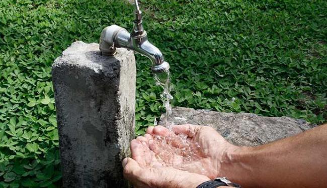 Água está voltando gradativamente na Ilha de Itaparica - Foto: Joá Souza | Ag. A TARDE