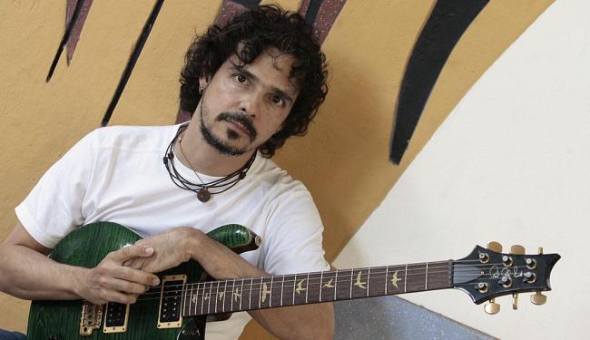 Anderson Cunha compôs Festa e é o líder do elogiado grupo Sertanília - Foto: Mila Cordeiro | Ag. A TARDE