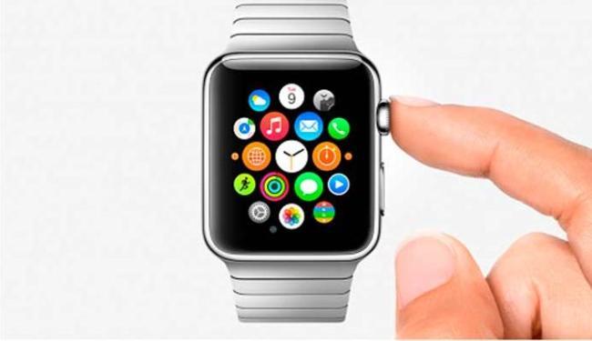 Apple Watch ainda não foi lançado, mas designers criaram protótipos do produto - Foto: Divulgação