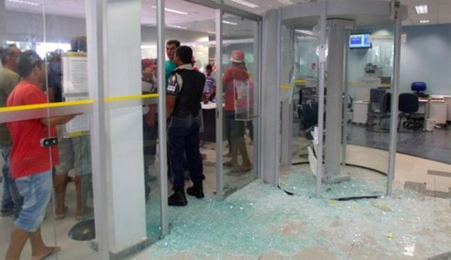 Tiroteio causou pânico na cidade - Foto: Reprodução | Blog do Lucas Nunes