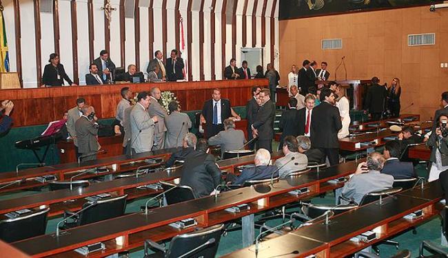 Cada comissão é composta por 12 integrantes: oito titulares e quatro suplentes - Foto: Luciano da Matta l Ag. A TARDE