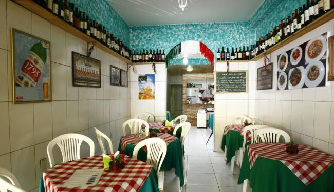 Restaurante tem adaptações da culinária mediterrânea e italiana - Foto: Fernando Vivas   Ag. A TARDE
