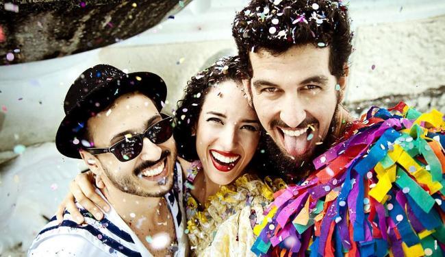 Trio do Bailinho de Quinta - Foto: Maíra Lins | Divulgação