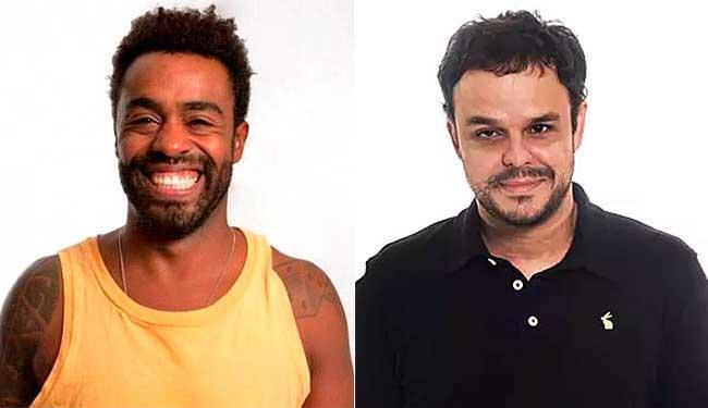 Douglas e Adrilles disputam a permanência na casa do BBB 15 - Foto: Divulgação | TV Globo