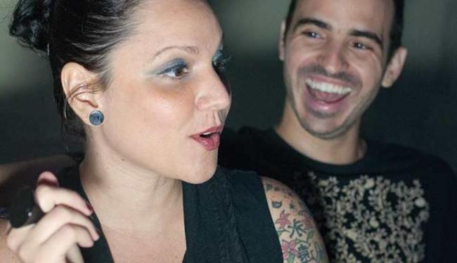 Marcela e Gabriel fazem um espetáculo musical-cênico no Lálá - Foto: Nancy Viégas | Divulgação