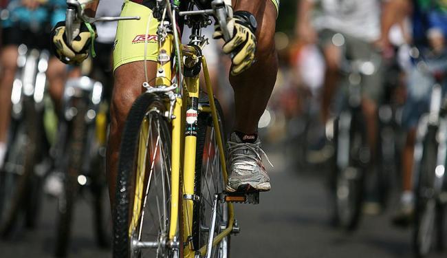Espaço gratuito funcionará 24 horas em todos os dias do Carnaval para qualquer tipo de bike - Foto: Raul Spinassé | Ag. A TARDE