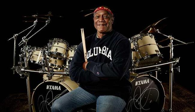 Billy Cobham: aos 70 anos, um revolucionário do jazz visita a Bahia - Foto: Central da Música | Divulgação