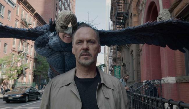 Birdman é um dos favoritos a levar o Oscar de melhor filme - Foto: Divulgação
